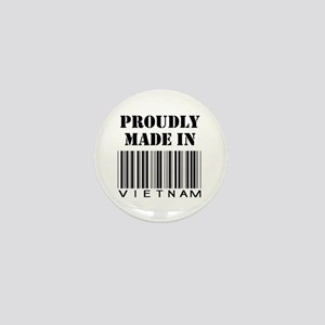 Proudly made in Vietnam Mini Button
