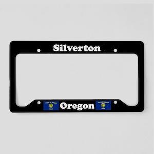 Silverton OR - LPF License Plate Holder