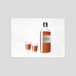 Whiskey 5'x7'Area Rug