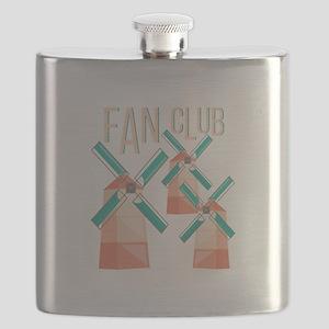 Fan Club Flask