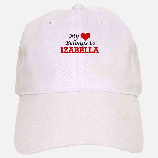 My heart belongs to Izabella Cap