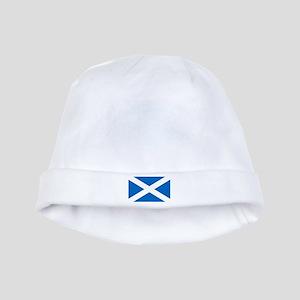 Scottish Flag Baby Hat