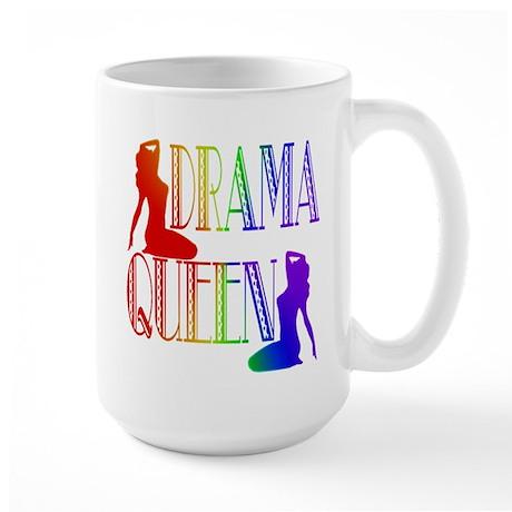 GLBT Drama Queen - Large Mug