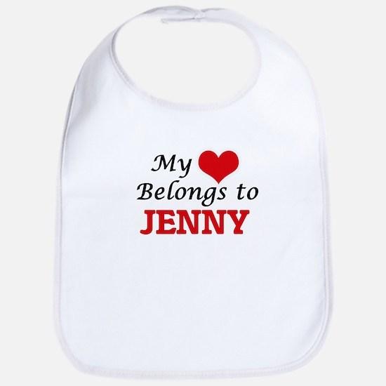 My heart belongs to Jenny Bib