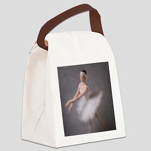 Degas Dancer Canvas Lunch Bag
