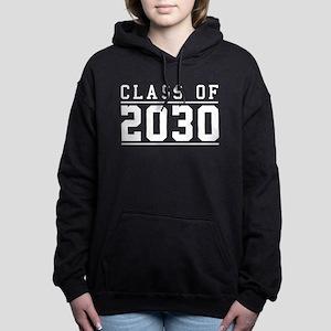 Class of 2030 Women's Hooded Sweatshirt