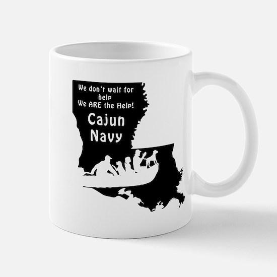 Louisiana Cajun Navy Rescue Mugs