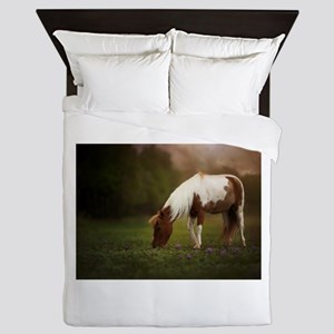 Pasture Pony Queen Duvet