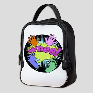 Whee! Neoprene Lunch Bag
