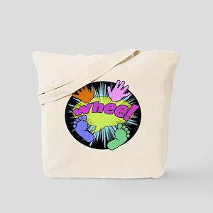 Whee! Tote Bag