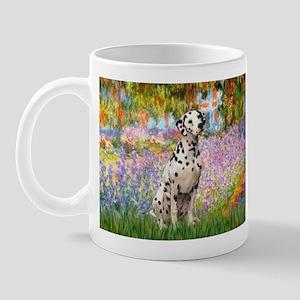Garden / Dalmation Mug