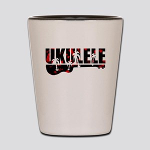 Cool Ukulele Shot Glass