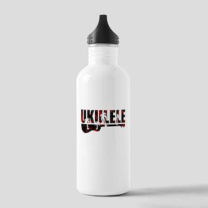 Cool Ukulele Water Bottle