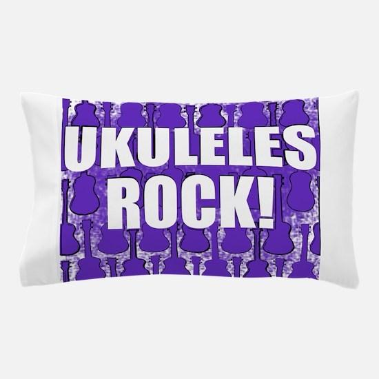 Popular Ukulele Pillow Case