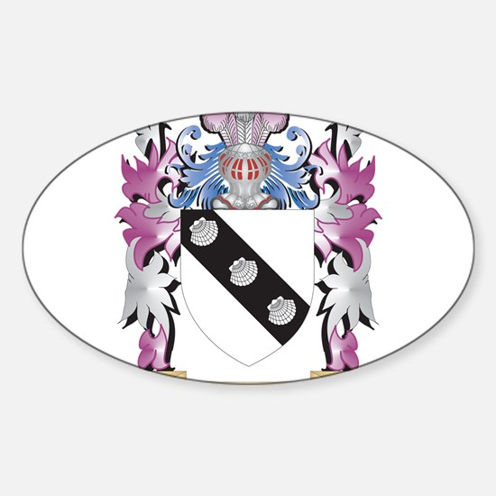 Mckinley Coat of Arms - Family Crest Decal