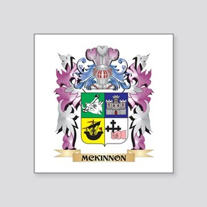 Mckinnon Coat of Arms - Family Crest Sticker