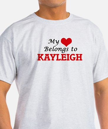 My heart belongs to Kayleigh T-Shirt