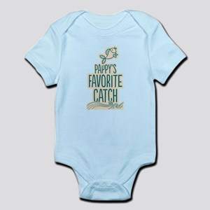 Pappy's Favorite Catch Body Suit