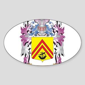 Mclaren Coat of Arms - Family Crest Sticker
