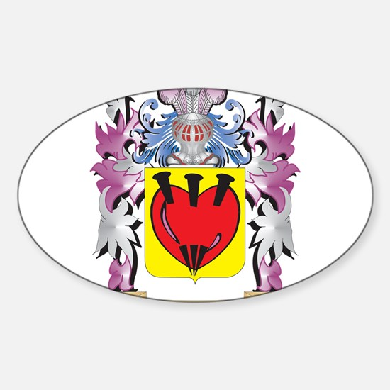 Mclennan Coat of Arms - Family Crest Decal