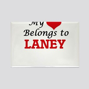 My heart belongs to Laney Magnets