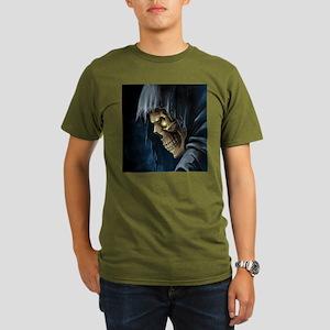 Grim Reaper Organic Men's T-Shirt (dark)