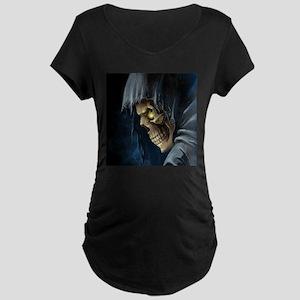 Grim Reaper Maternity Dark T-Shirt