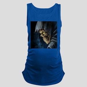 Grim Reaper Maternity Tank Top
