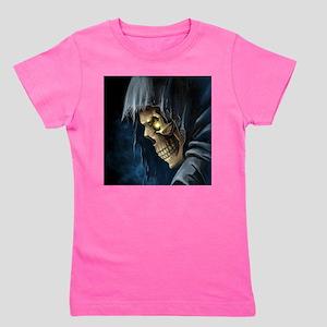 Grim Reaper Girl's Tee