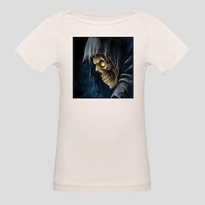 Grim Reaper Organic Baby T-Shirt