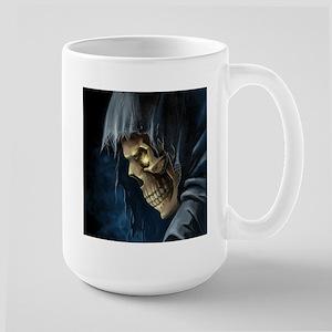 Grim Reaper Large Mug