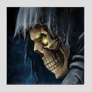 Grim Reaper Tile Coaster
