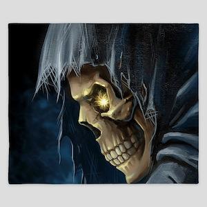 Grim Reaper King Duvet