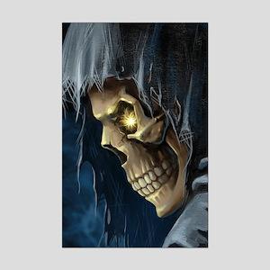 Grim Reaper Mini Poster Print