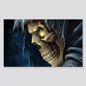 Grim Reaper Sticker (Rectangle)