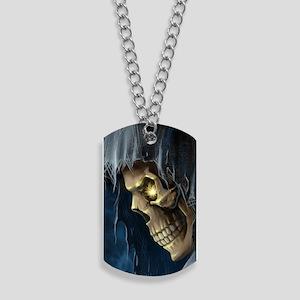 Grim Reaper Dog Tags