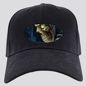 Grim Reaper Black Cap