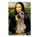 Mona / Great Dane Postcards (Package of 8)