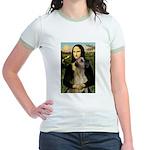 Mona / Great Dane Jr. Ringer T-Shirt