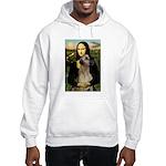 Mona / Great Dane Hooded Sweatshirt