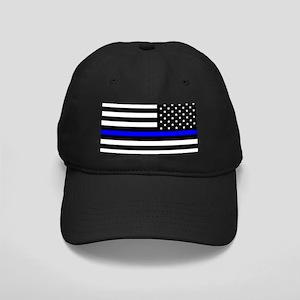 Police: Black Flag & The Thin Blue Line Baseball H