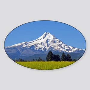 Mount Hood, Oregon, USA Sticker
