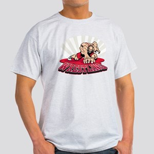 Wrestling! Light T-Shirt