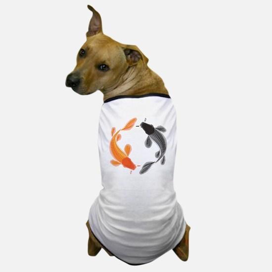 Japanese Koi Dog T-Shirt