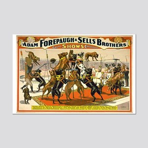 Colonel Magnus Schult's Great Danes Mini Poster Pr