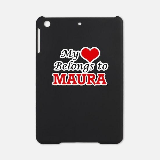 My heart belongs to Maura iPad Mini Case