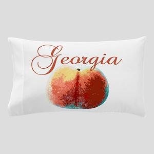 Georgia Peach Pillow Case
