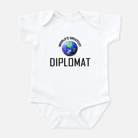 World's Greatest DIPLOMAT Infant Bodysuit