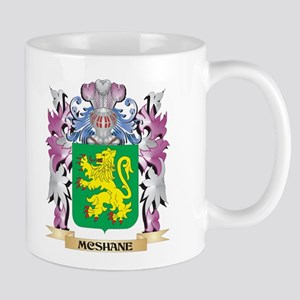 Mcshane Coat of Arms - Family Crest Mugs