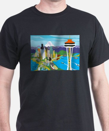 Space Needle T-Shirt